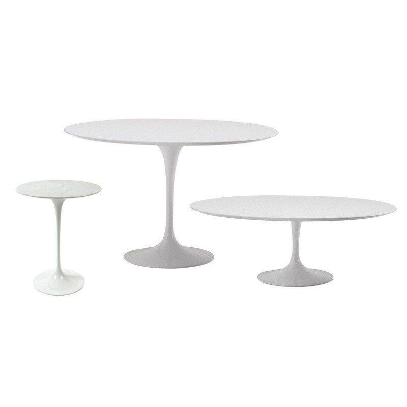 knoll international saarinen side table 41cm