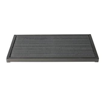 RiZZ - Urban Fußmatte - anthrazit/87 x 44cm/Größe 2