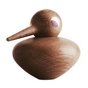 ArchitectMade - ArchitectMade Bird - Oiseau en bois arrondi
