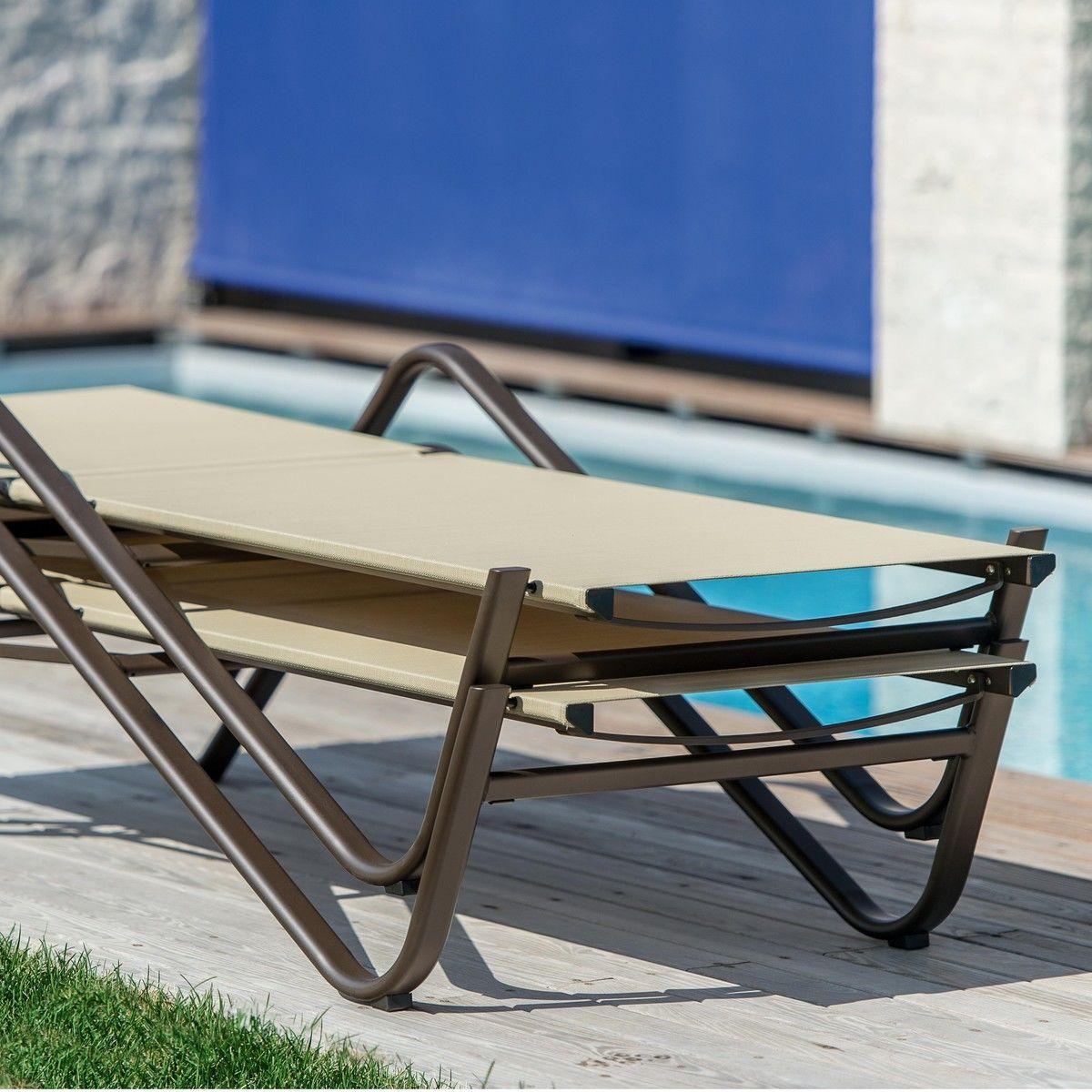 Holly bain de soleil emu bains de soleil mobilier for Jardin soleil