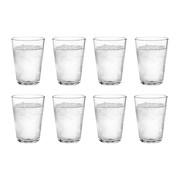 Eva Solo - Trinkglas 8er Set im Geschenkkarton 0.38l