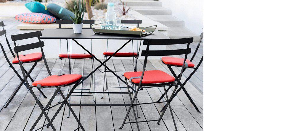Fermob mobilier de jardin Bistro & Luxembourg