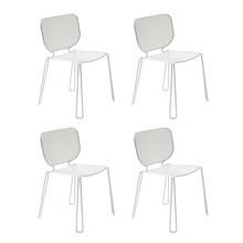 emu - Set de 4 chaises de jardin Ivy