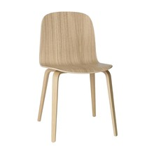 Muuto - Visu Chair With Wood Frame