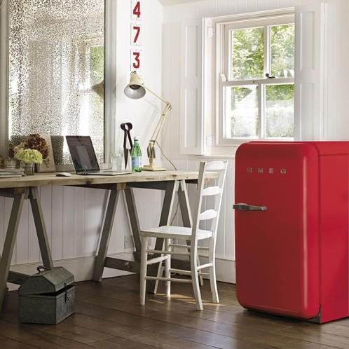 Smeg - SMEG FAB10 Standkühlschrank
