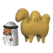 Alessi - Amir & Camelus Figuren 2er Set