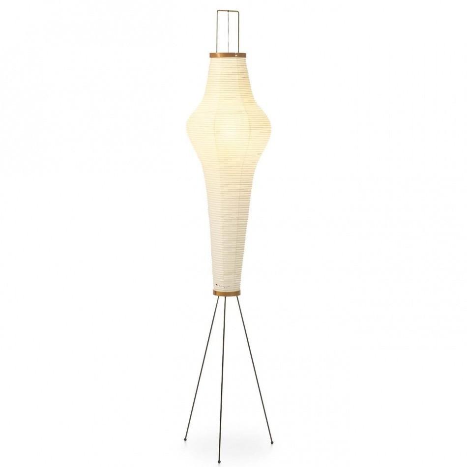 Vitra Akari 14a Floor Lamp Ambientedirect