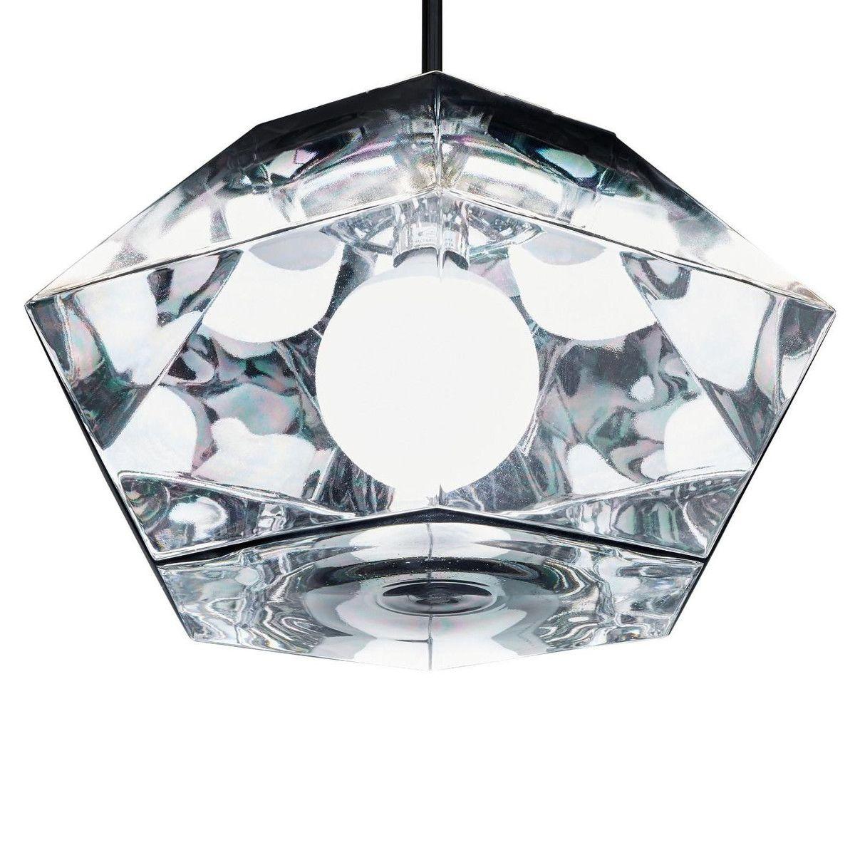 cut short suspension lamp tom dixon. Black Bedroom Furniture Sets. Home Design Ideas