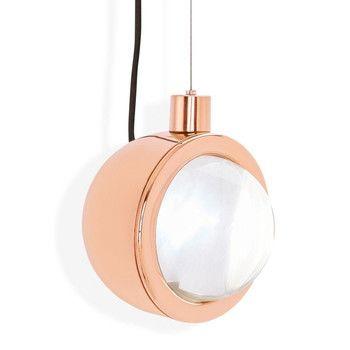 - Spot Pendant Round LED-Pendelleuchte -