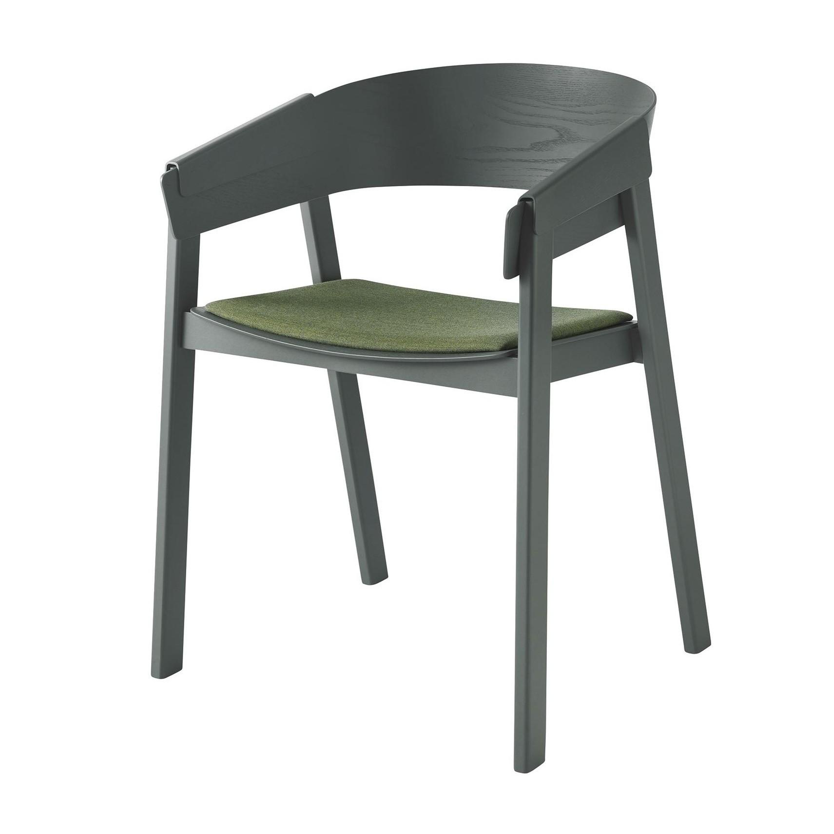 Muuto cover armlehnstuhl gepolstert ambientedirect for Stuhl finnisches design