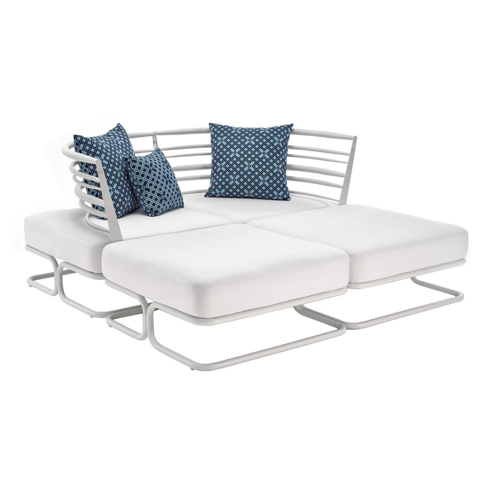 - Daybed Metall Outdoor