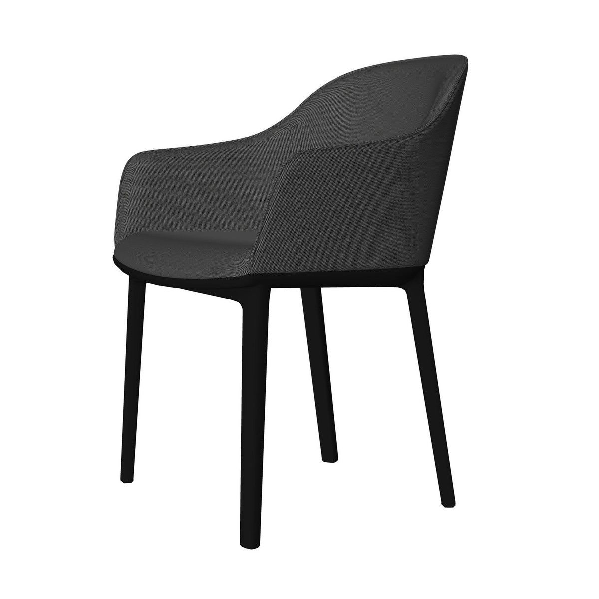 softshell chair conference chair vitra. Black Bedroom Furniture Sets. Home Design Ideas