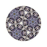 Moooi Carpets - Festival Midnight Carpet Round