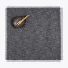Chilewich - Metallic Fringe Placemat 37x39cm