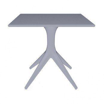 Driade - App Gartentisch 80x80cm - lavendelgrau DIC C285/73x80x80cm/neue Farbe