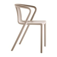 Magis - Chaise avec accoudoirs Air Armchair