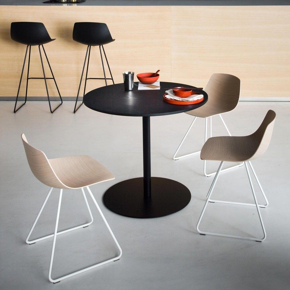 Brio fix 72 bistro coffee table frame black la palma for Coffee table 72 inch