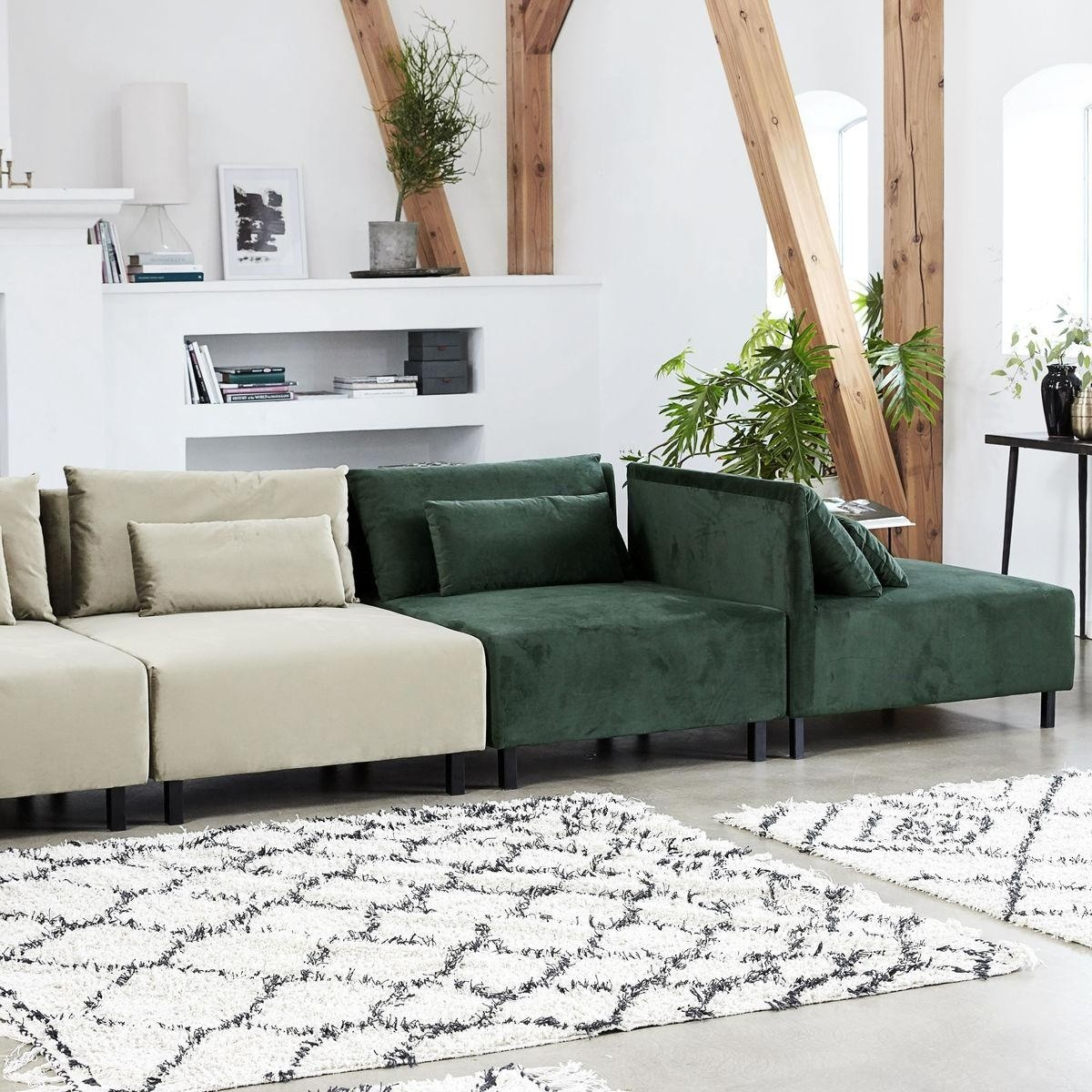 House Doctor Box Sofa Module