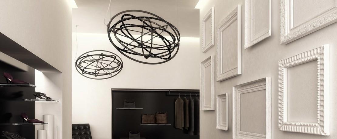 Hersteller Artemide Copernico LED Pendelleuchte