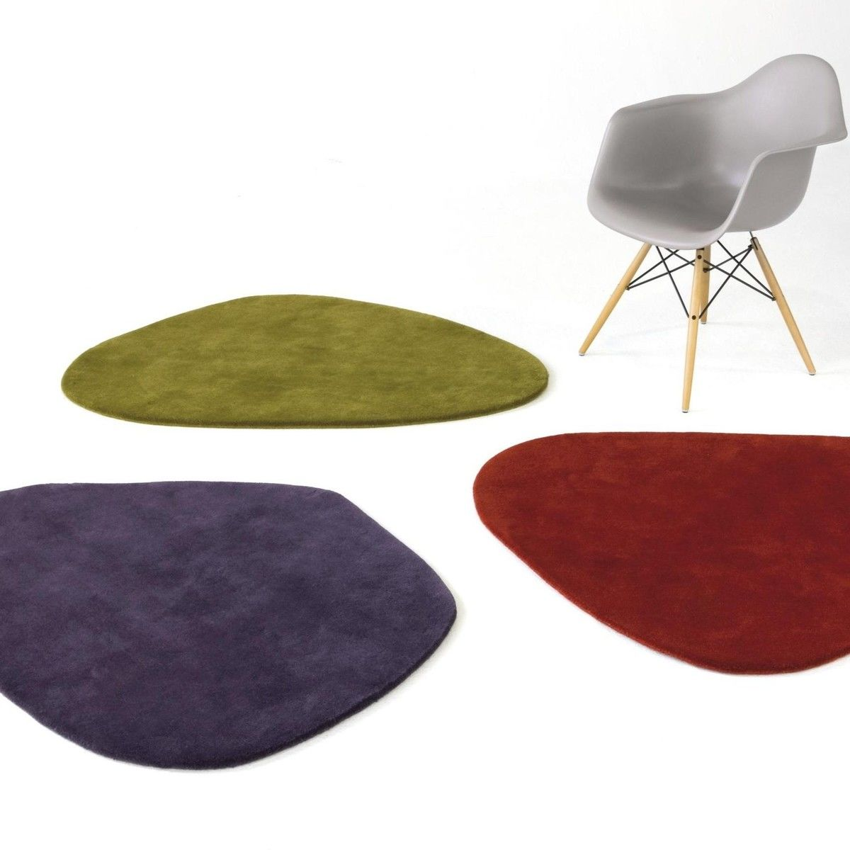 Eames plastic side chair dsw chaise h43cm vitra for Chaise eames vitra soldes