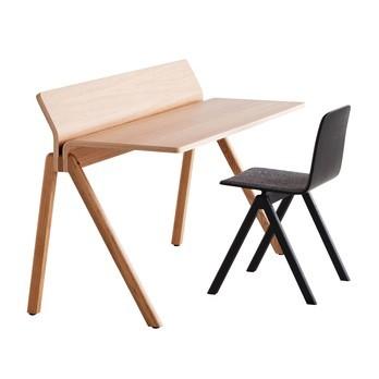 HAY - Copenhague CPH190 Schreibtisch - eiche/klar lackiert/150x70cm