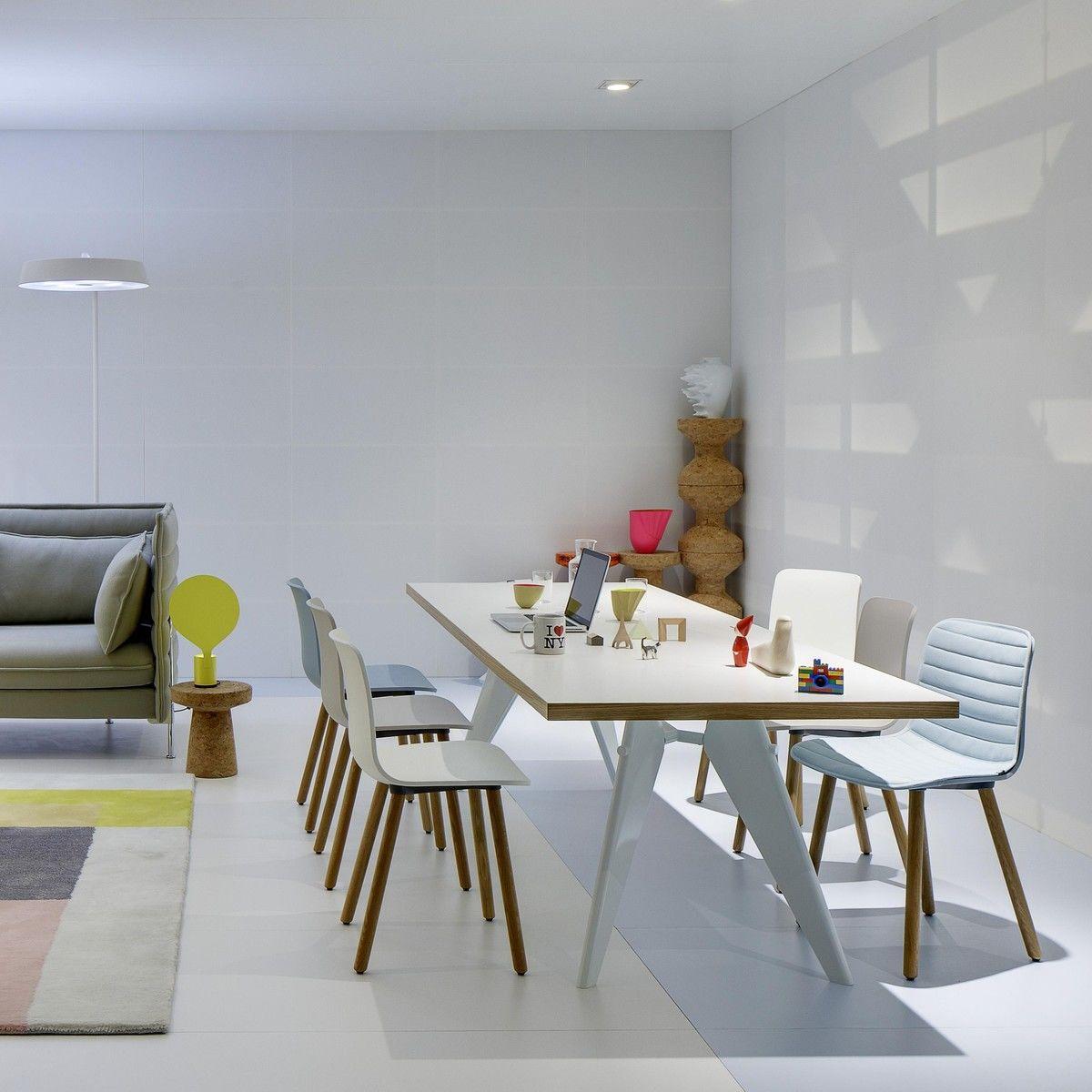 hal wood stuhl vitra. Black Bedroom Furniture Sets. Home Design Ideas