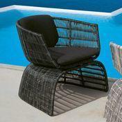 B&B Italia: Hersteller - B&B Italia - Crinoline Kleiner Sessel
