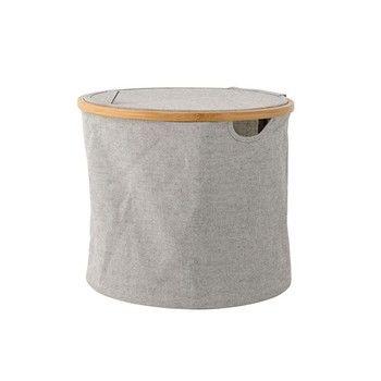 - Bloomingville Textile Wäschekorb -