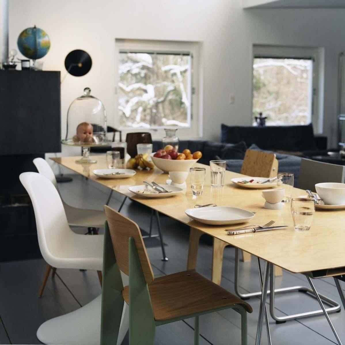 Vitra Panton Chair Weiß panton chair promotion set of 4 vitra ambientedirect com