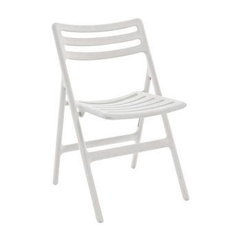 Magis - Folding Air Chair - weiß/Polypropylen/klappbar