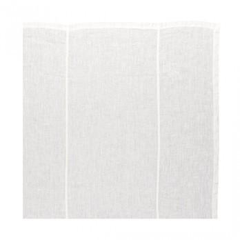 Linum - West Tischdecke 150x250cm 15WES35500I01 - weiß