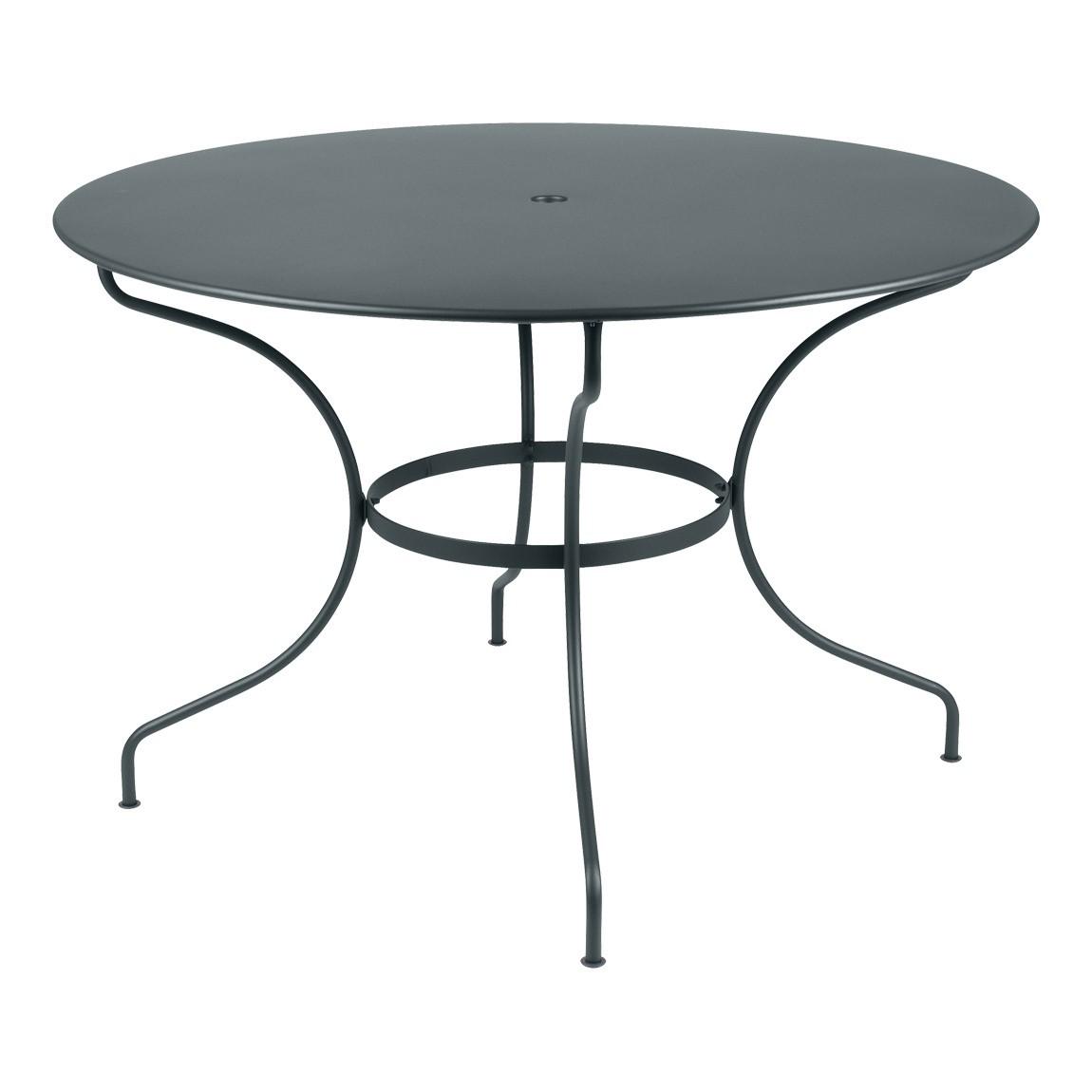 Table de jardin Opéra Ø117cm