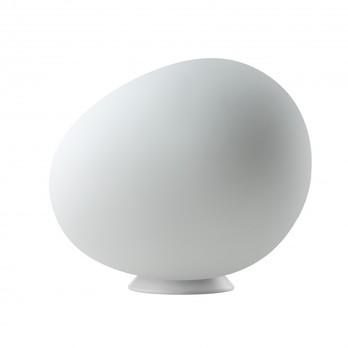 Foscarini - Gregg Media Outdoor Bodenleuchte - weiß/Größe 1/LxBxH 31x27x27cm