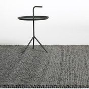 HAY - Peas Teppich  - dunkelgrau/170x240cm