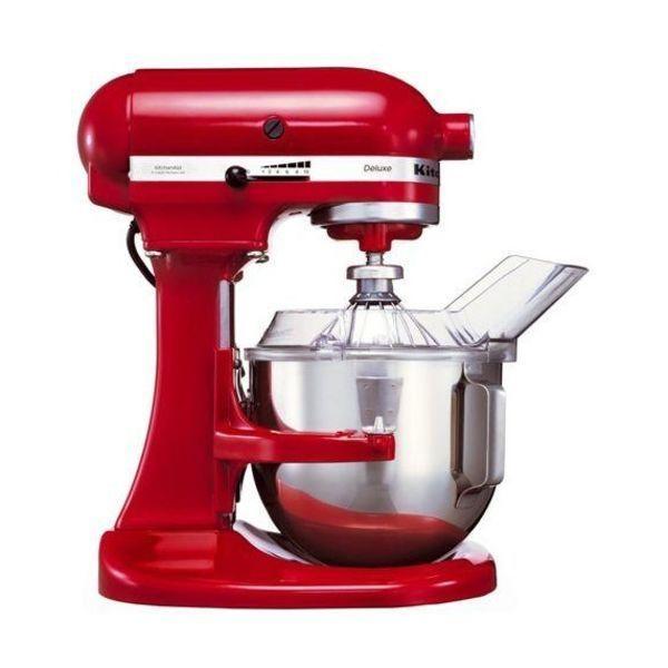 kitchenaid heavy duty 5kpm5 kchenmaschine empire rot 315w48l - Kitchenaid Kuchenmaschine Rot
