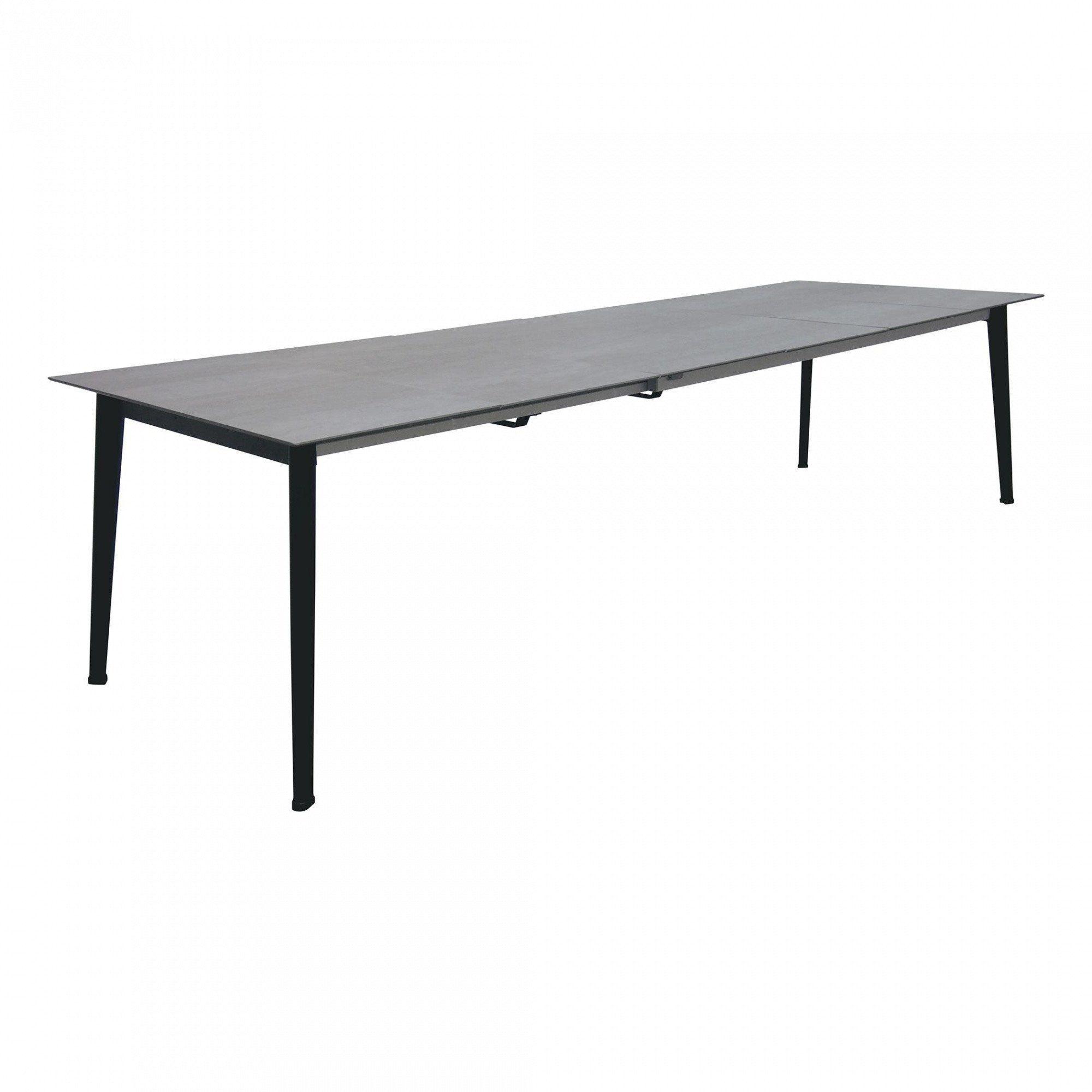Gartentisch alu 200  emu Kira Gartentisch ausziehbar | AmbienteDirect