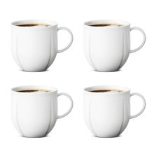 Rosendahl Design - Grand Cru Soft Mug Set of 4