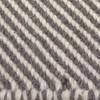 GAN - Sail Gan Spaces Pouf/Sitzkissen - taupe/Handknüpftechnik: Dhurrie/Füllung: Polystrol/75x75x35cm