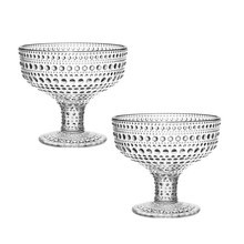 iittala - Kastehelmi - Set de 2 coupes de 0,35 l