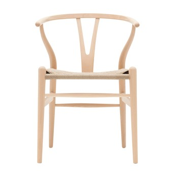 Carl Hansen - Limited Edition CH24 Wishbone Chair Gestell Buche