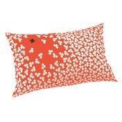 Fermob - Trèfle Outdoor Kissen 68x44  - korallrot