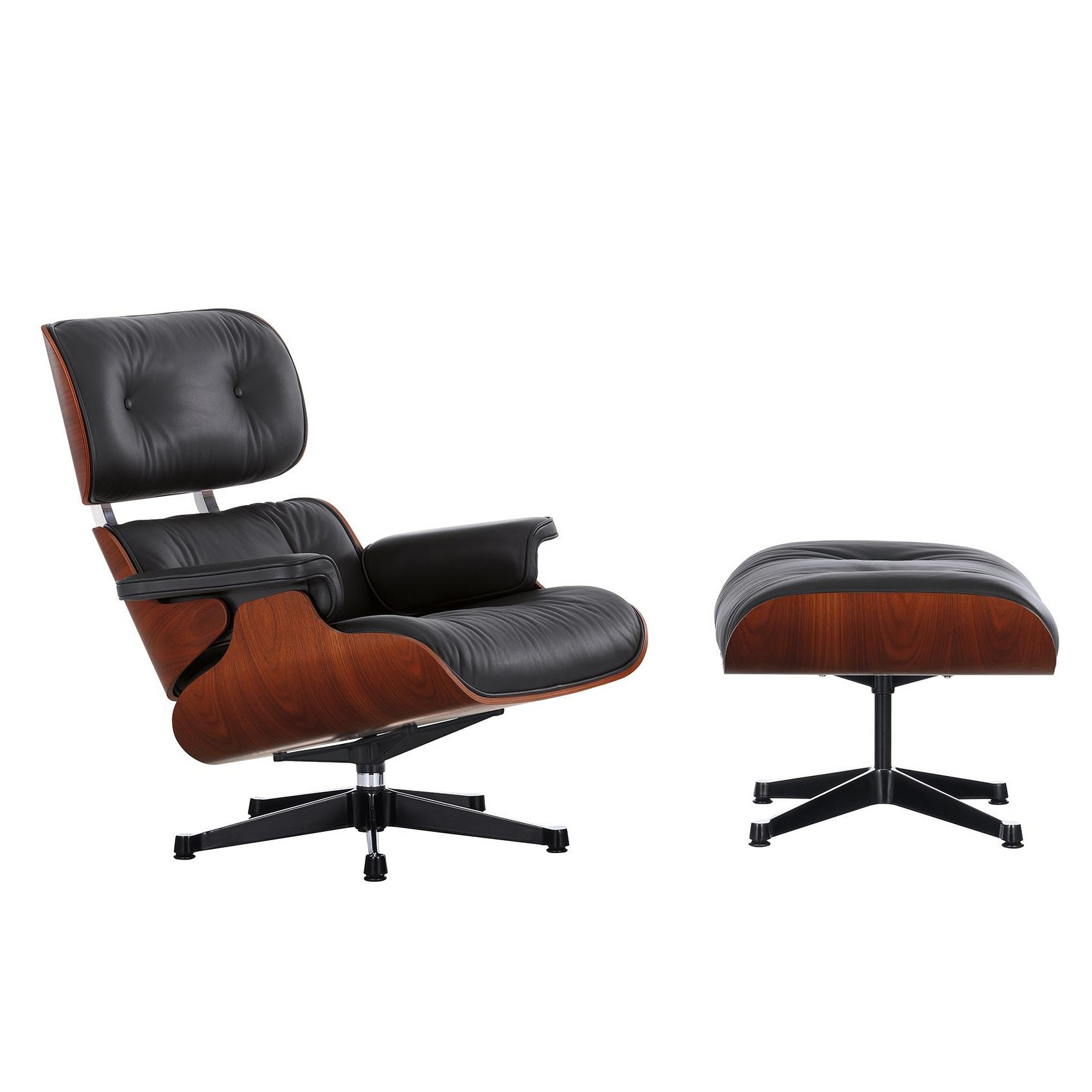 Vitra Eames Lounge Chair Set LTR Gratis
