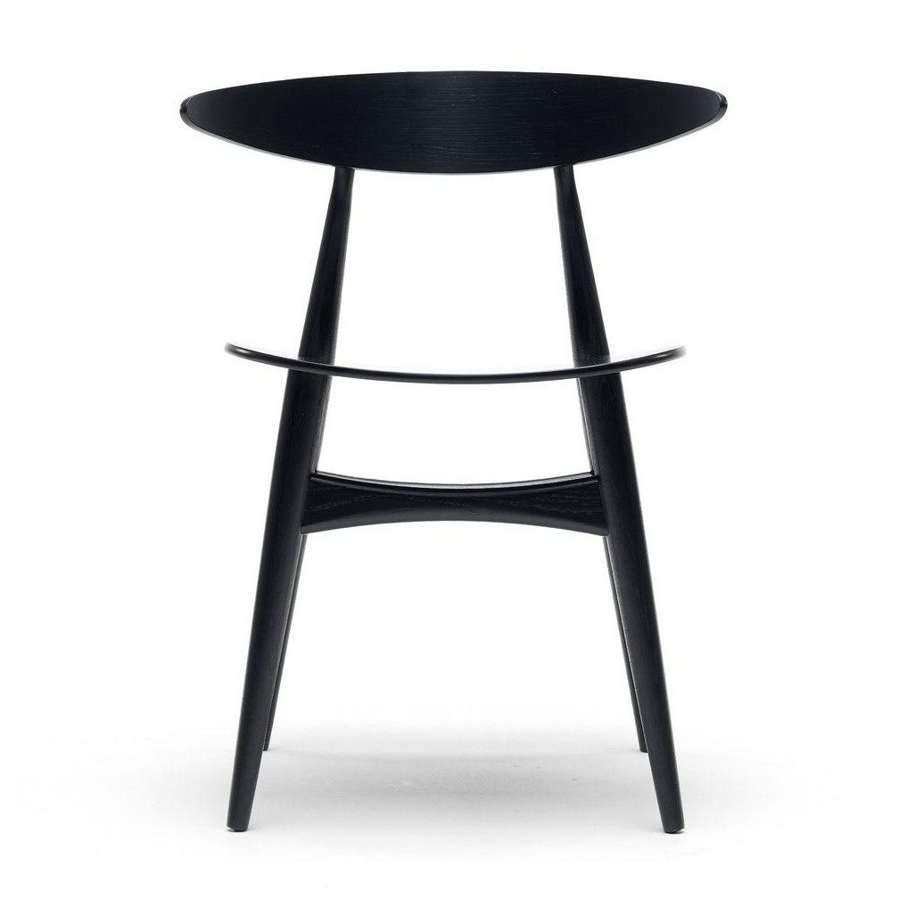 carl hansen ch33t stuhl carl hansen. Black Bedroom Furniture Sets. Home Design Ideas