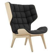 NORR 11 - Mammoth Lounge Chair Frame Natural Oak