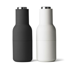 Menu - Bottle Grinder Set of 2 with Steel Lid