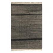 Nanimarquina - Tres Texture Black outdoor tapijt 200x300cm