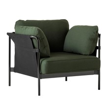 HAY - Can 2.0 Armchair Frame Steel Black