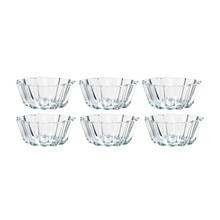 HAY - Kitchen Market Glasschale 6er Set
