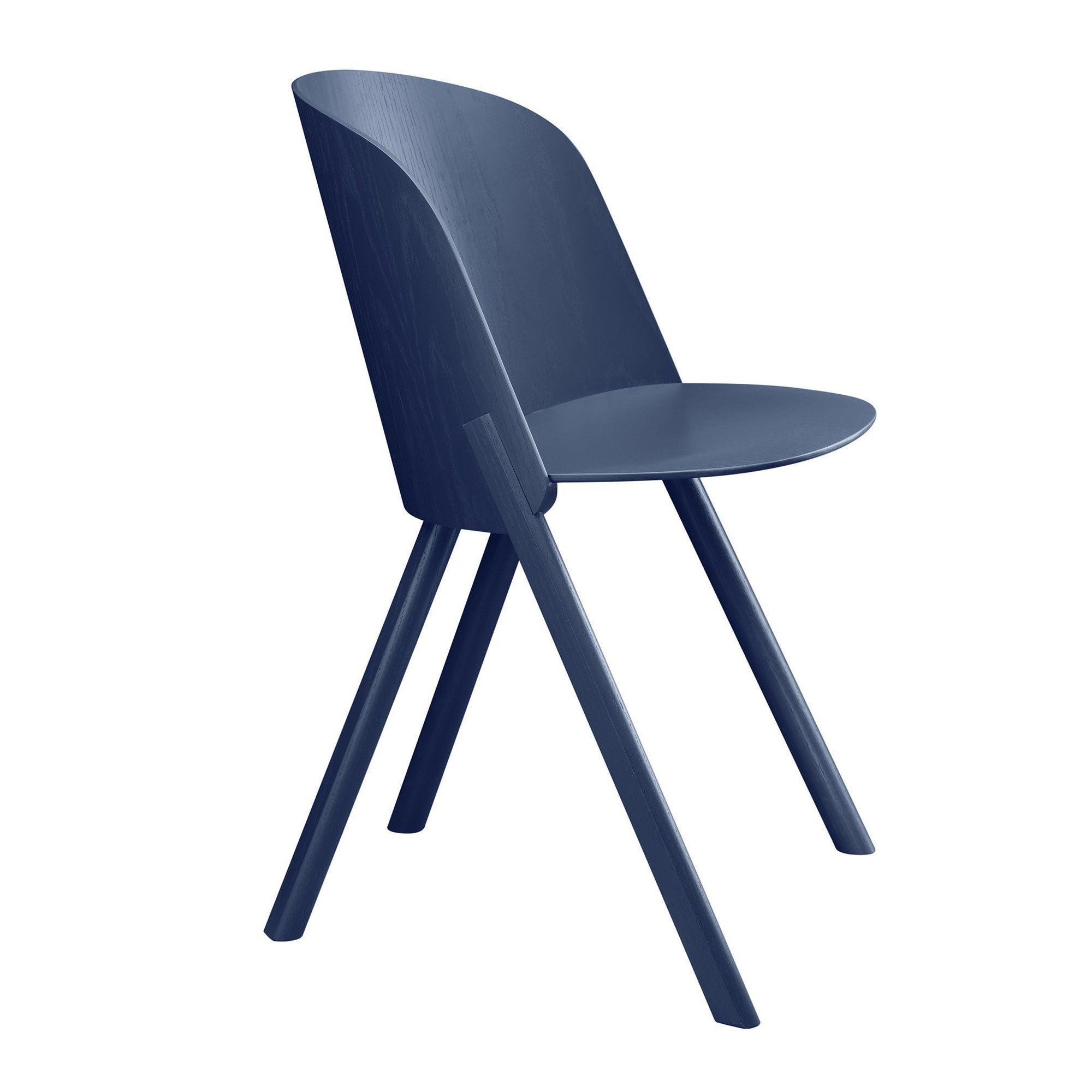 ... E15   E15 CH05 This Chair   Navy/lacquered ...