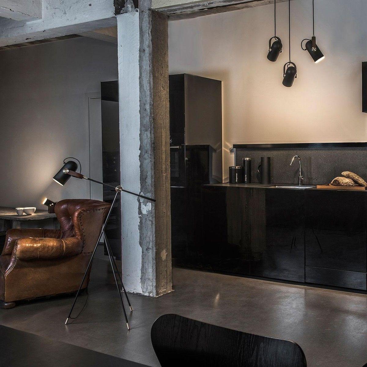 Carronade Floor Lamp Low Le Klint Ambientedirect Com